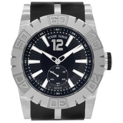 Roger Dubuis Easy Diver RDDBSE0257, Black Dial, Certified and