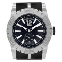 Roger Dubuis Easy Diver RDDBSE0257, Silver Dial, Certified