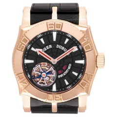 Roger Dubuis Easy Diver SE48 02, Certified and Warranty