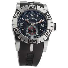 Roger Dubuis Easy Diver SED46-14-91-00/09A10/A, Black Dial