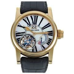 Roger Dubuis Hommage Marine Tourbillon Watch HO43 03 5 N1R. 7A