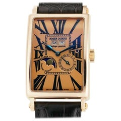 Roger Dubuis Much More M34 57 3 9011, Orange Dial, Certified