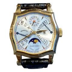 Roger Dubuis Sympathie Perpetual Calendar Biretrograde Watch