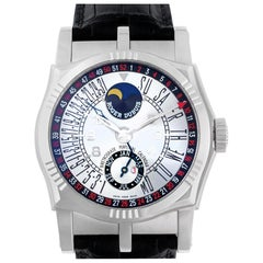 Roger Dubuis Sympathie SY43 5710 0, Pink Dial, Certified