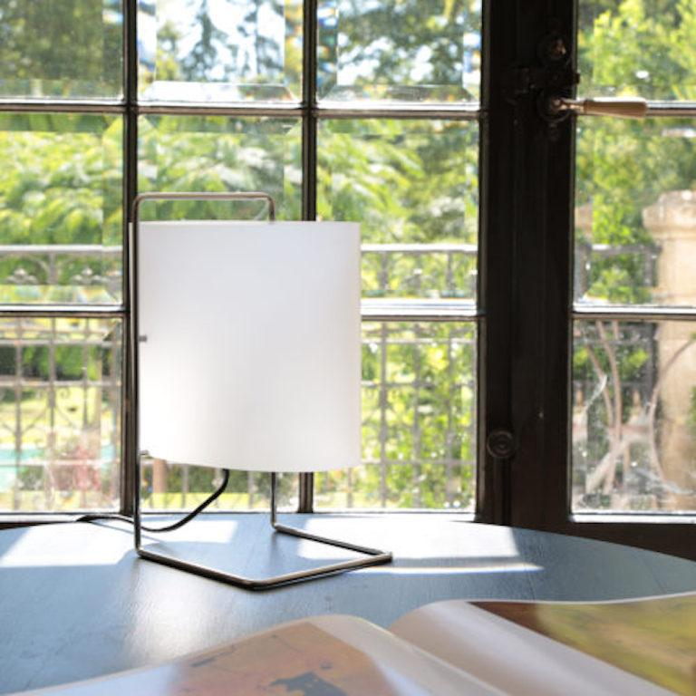 Mid-Century Modern Roger Fatus Lamp 1021 for Disderot For Sale