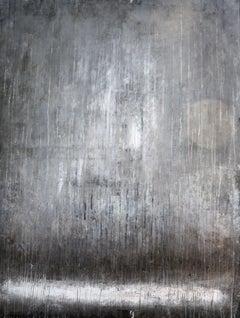 """1212 grey elegance wall"", Painting, Acrylic on Canvas"