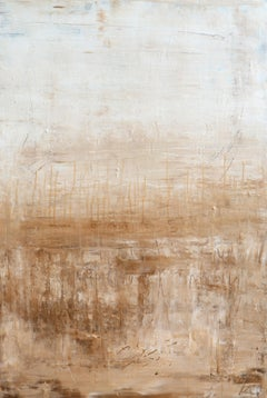 """""""1273 brown elegance"""" Abstract, Painting, 21st Century, Acrylic"""