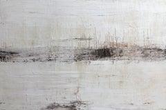 """1331 Antique White Elegance"" Part2, Painting, 21st Century, Acrylic"