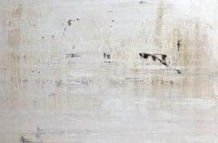 """""""1337 White Elegance"""" Part2, Minimalism Painting, 21st Century, Acrylic"""