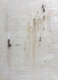"""""""1338 White Elegance"""" Part3, Painting, 21st Century, Acrylic"""
