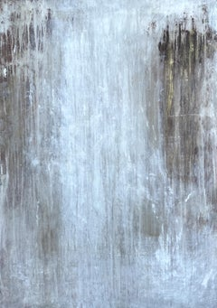 """""""Antique Wall"""" RAS9, Abstract, 21st Century, Acrylic"""