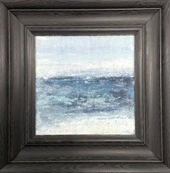 """Hawaii Beach Series"" 4J3S,  Abstract, Seascape Painting, 21st Century, Acrylic"