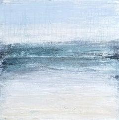 """Hawaii Sea"" GG8U, Seascape, Abstract, Painting, 21st Century, Acrylic"