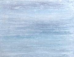 """Landscape Minimalism"" 8SWD , Abstract, Painting, 21st Century, Acrylic"