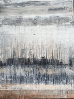 """""""S3 abstract exclusive grey"""", Abstract, 21st Century, Acrylic"""