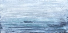 """""""Sea Exclusive Series"""" K1, Abstract, Seascape Painting, 21st Century, Acrylic"""