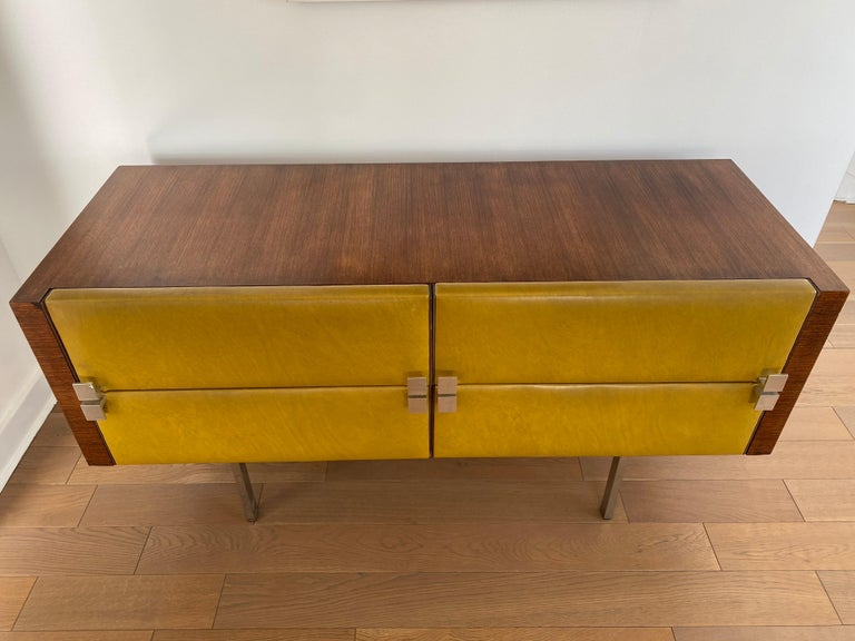 Mid-Century Modern Roger Landault Chest Of Drawers For Sale