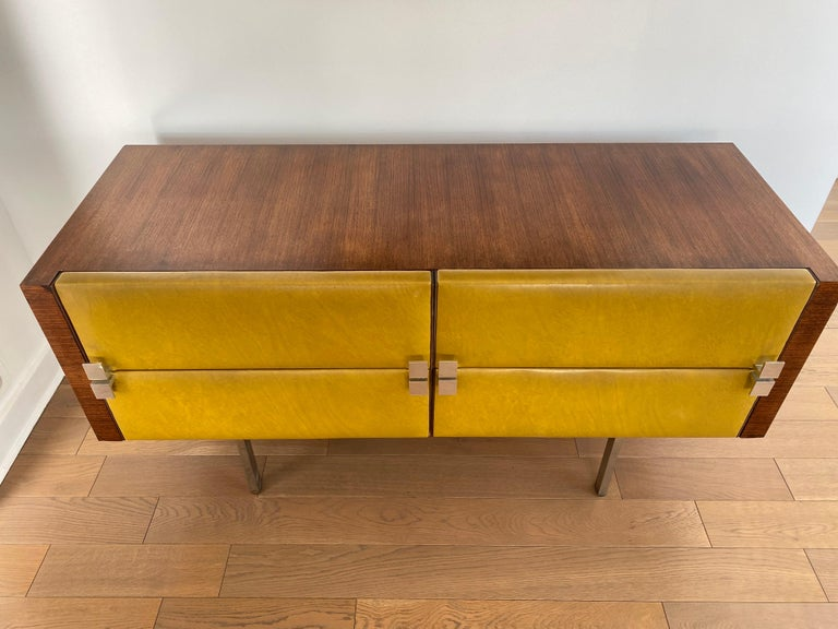 French Roger Landault Chest Of Drawers For Sale
