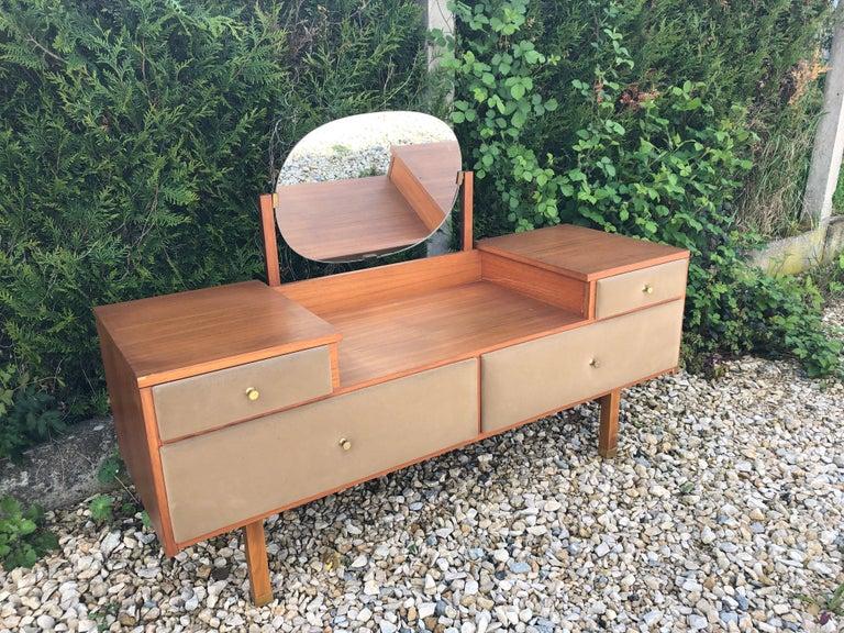 Mid-Century Modern Roger Landault Vanity For Sale