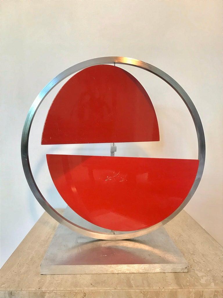 Roger Phillips Kinetic Mobile Sculpture, 21st Century For Sale 3