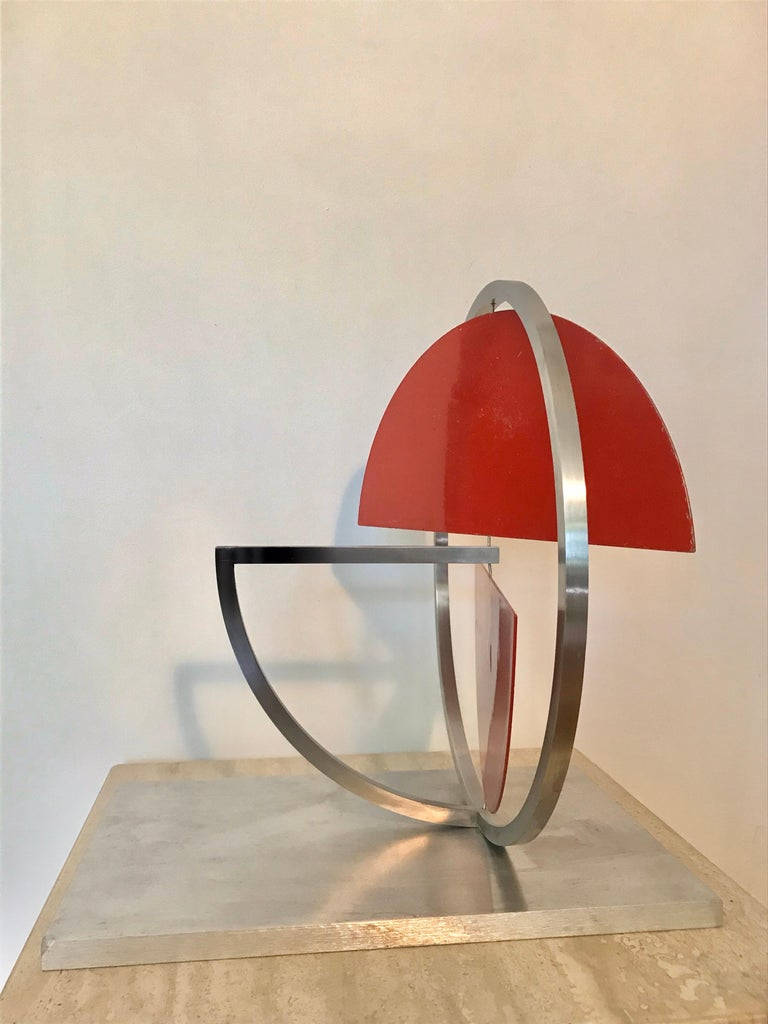 Roger Phillips Kinetic Mobile Sculpture, 21st Century For Sale 4