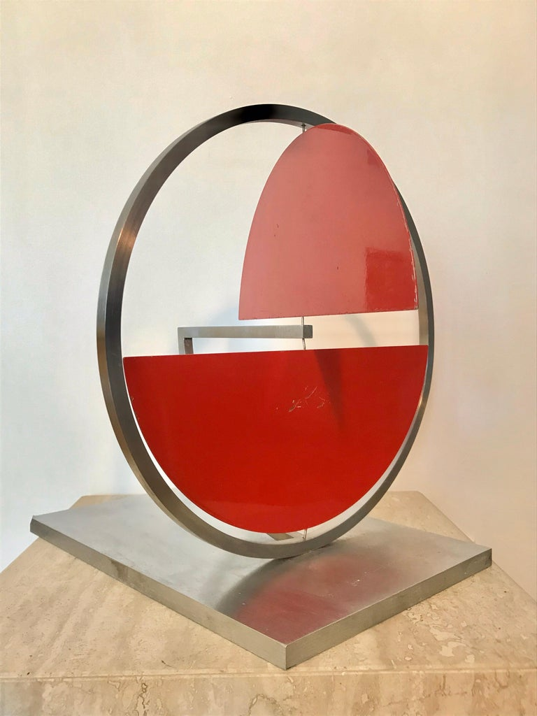 Roger Phillips Kinetic Mobile Sculpture, 21st Century For Sale 5