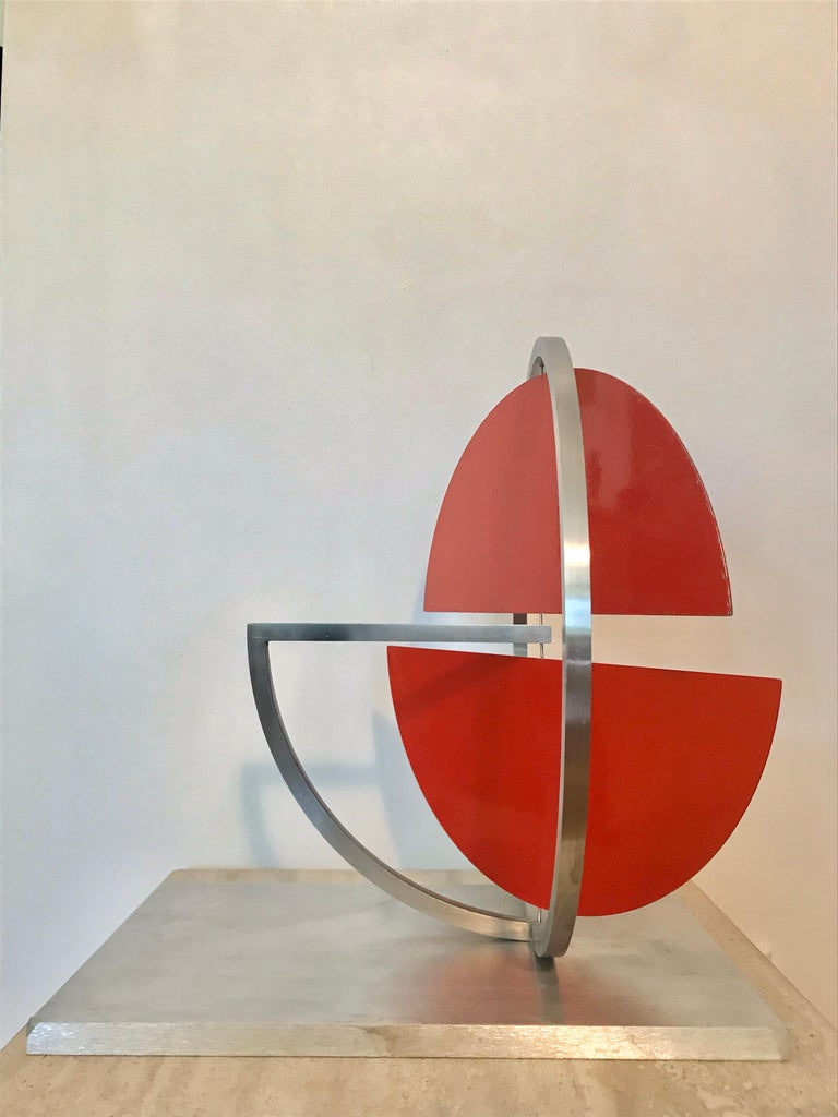 Roger Phillips Kinetic Mobile Sculpture, 21st Century For Sale 7