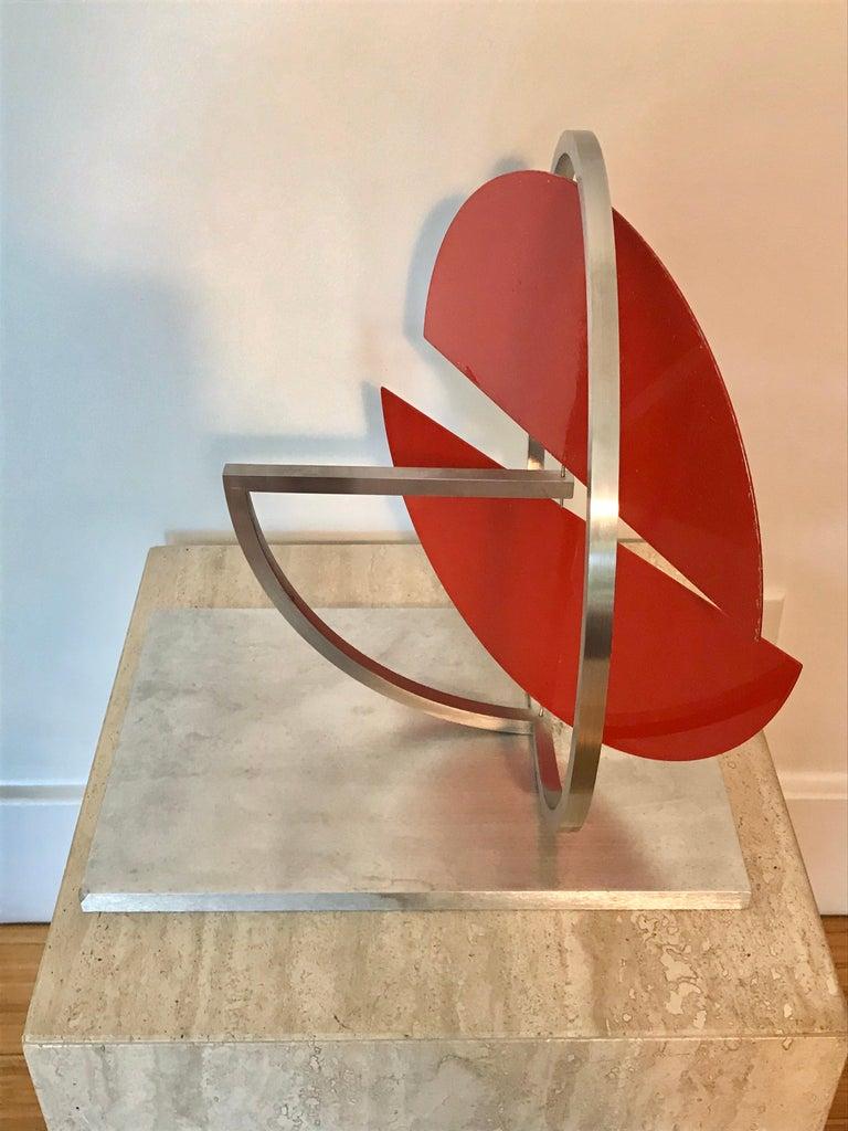 Roger Phillips Kinetic Mobile Sculpture, 21st Century For Sale 8