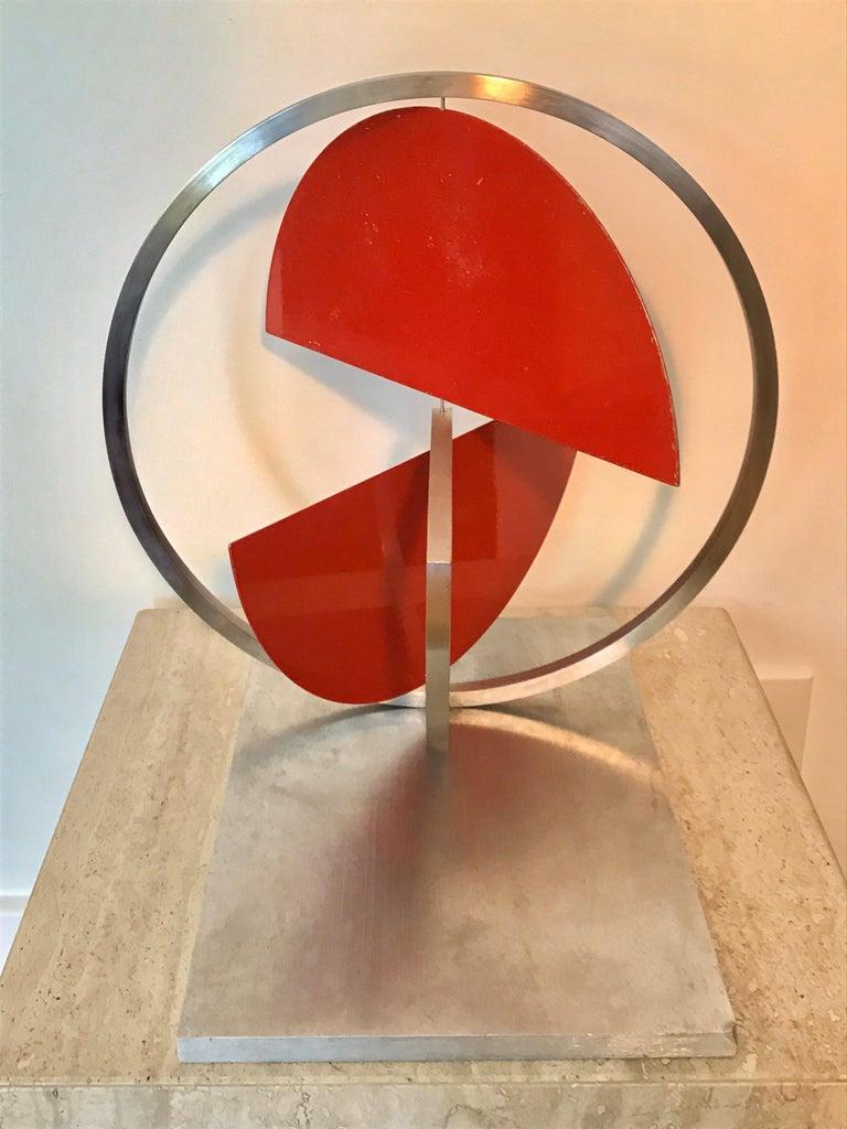 Roger Phillips Kinetic Mobile Sculpture, 21st Century For Sale 9