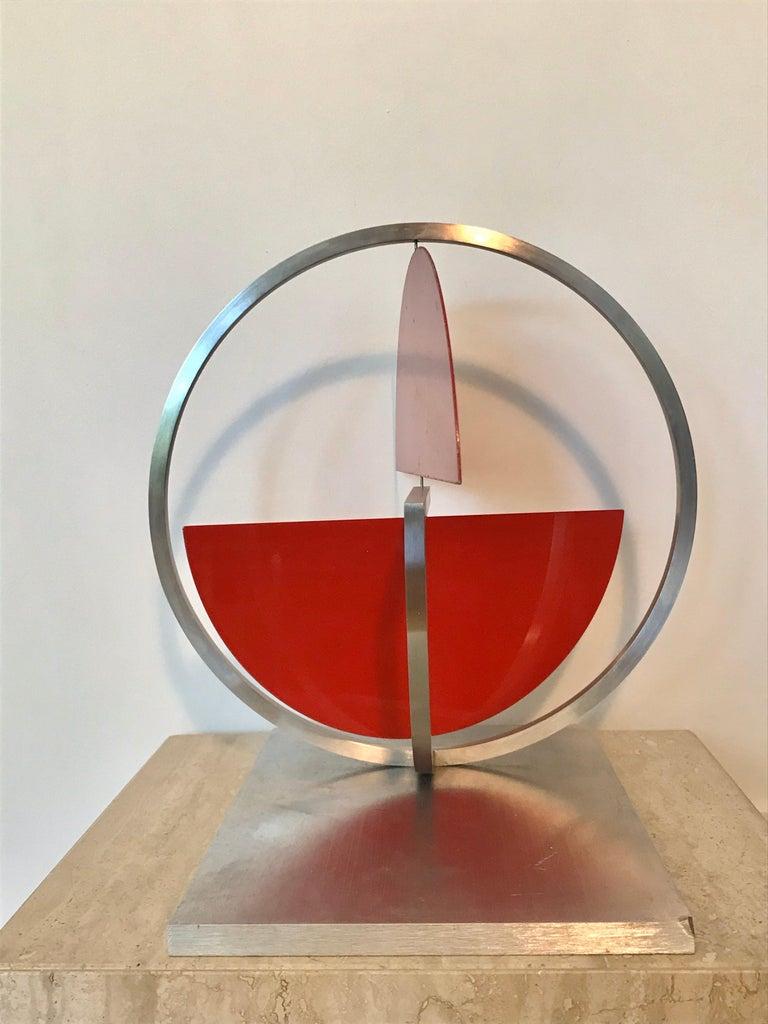 Roger Phillips Kinetic Mobile Sculpture, 21st Century For Sale 10