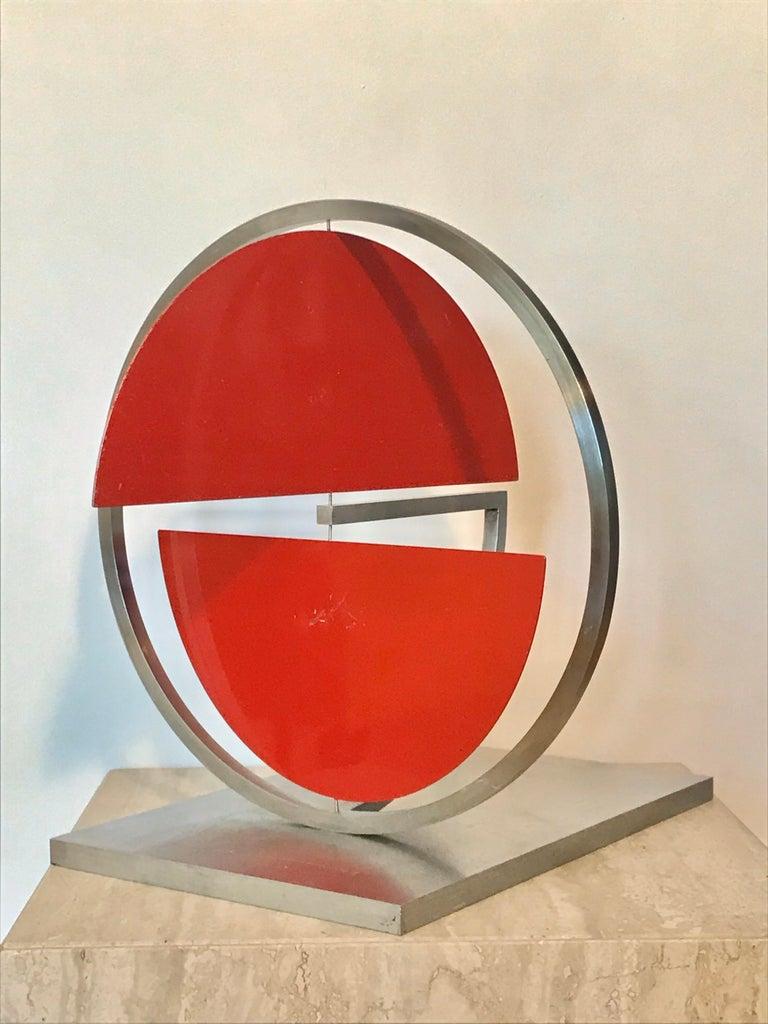 Roger Phillips Kinetic Mobile Sculpture, 21st Century For Sale 1