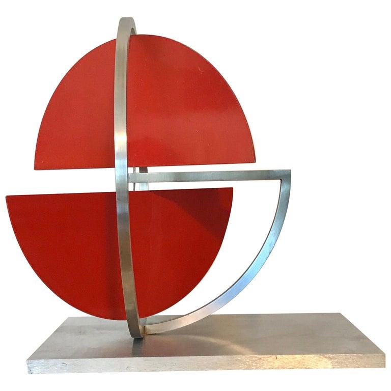 Roger Phillips Kinetic Mobile Sculpture, 21st Century For Sale