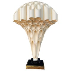 Roger Rougier Sculptural Mushroom Lamp