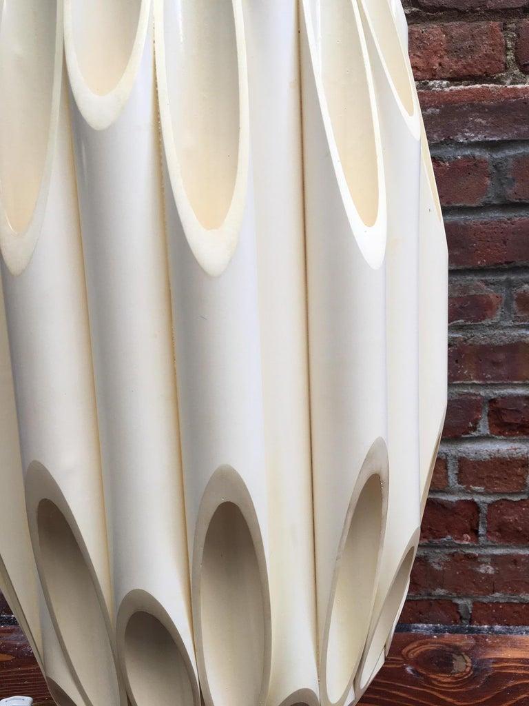 Roger Rougier Sculptural Post Modern Lamp For Sale 4