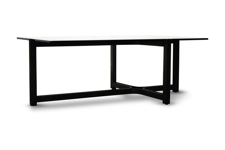 Mid-Century Modern Roger Sprunger for Dunbar Bronze Coffee Table For Sale