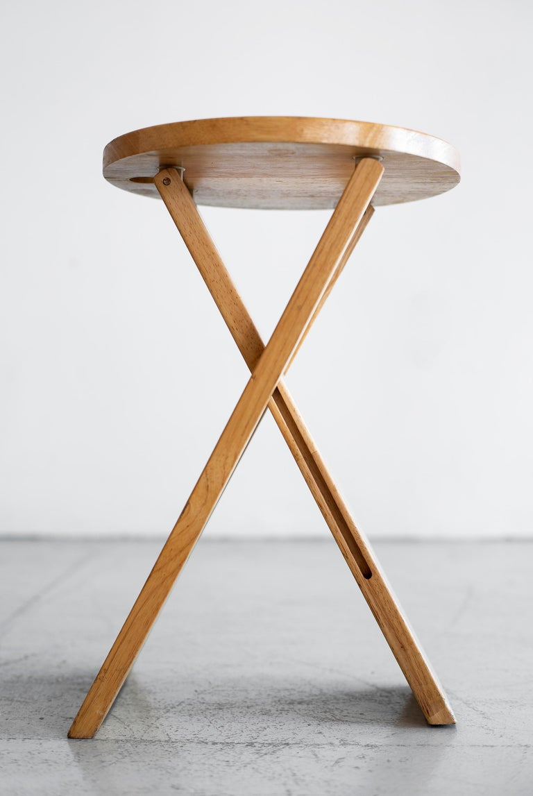 Roger Tallon Folding Stools For Sale At 1stdibs