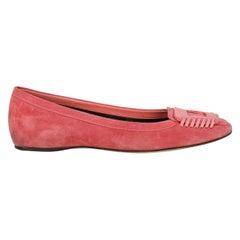 Roger Vivier Woman Ballet flats Pink Leather IT 37