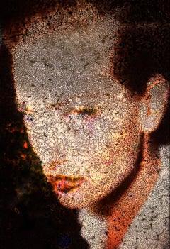 21st century fine art modern photography portrait Acrylic & Dibond; Rohn Meijer