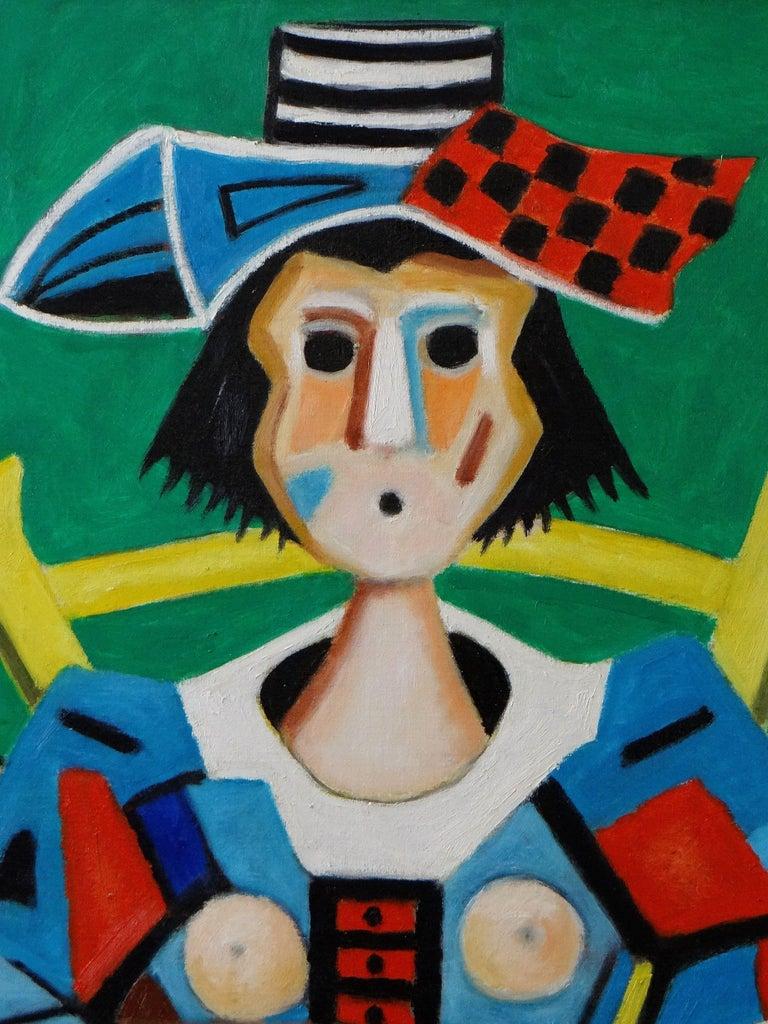 Modern Roland Chanco, Painting