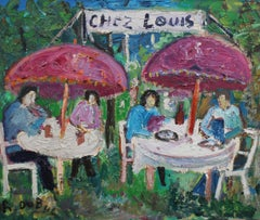 Lunch at Chez Louis