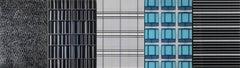 """""""Façade Series #8 - Washington Suite 3"""" Roland Fischer Architecture Prints"""