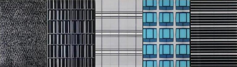 """Façade Series #8 - Washington Suite 3"" Roland Fischer Architecture Prints  - Photograph by Roland Fischer"