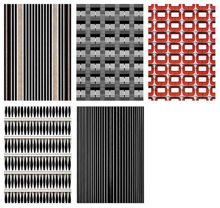 Untitled (Facade Series #5), Roland Fischer Photograph Suite  - Black Color Photograph by Roland Fischer