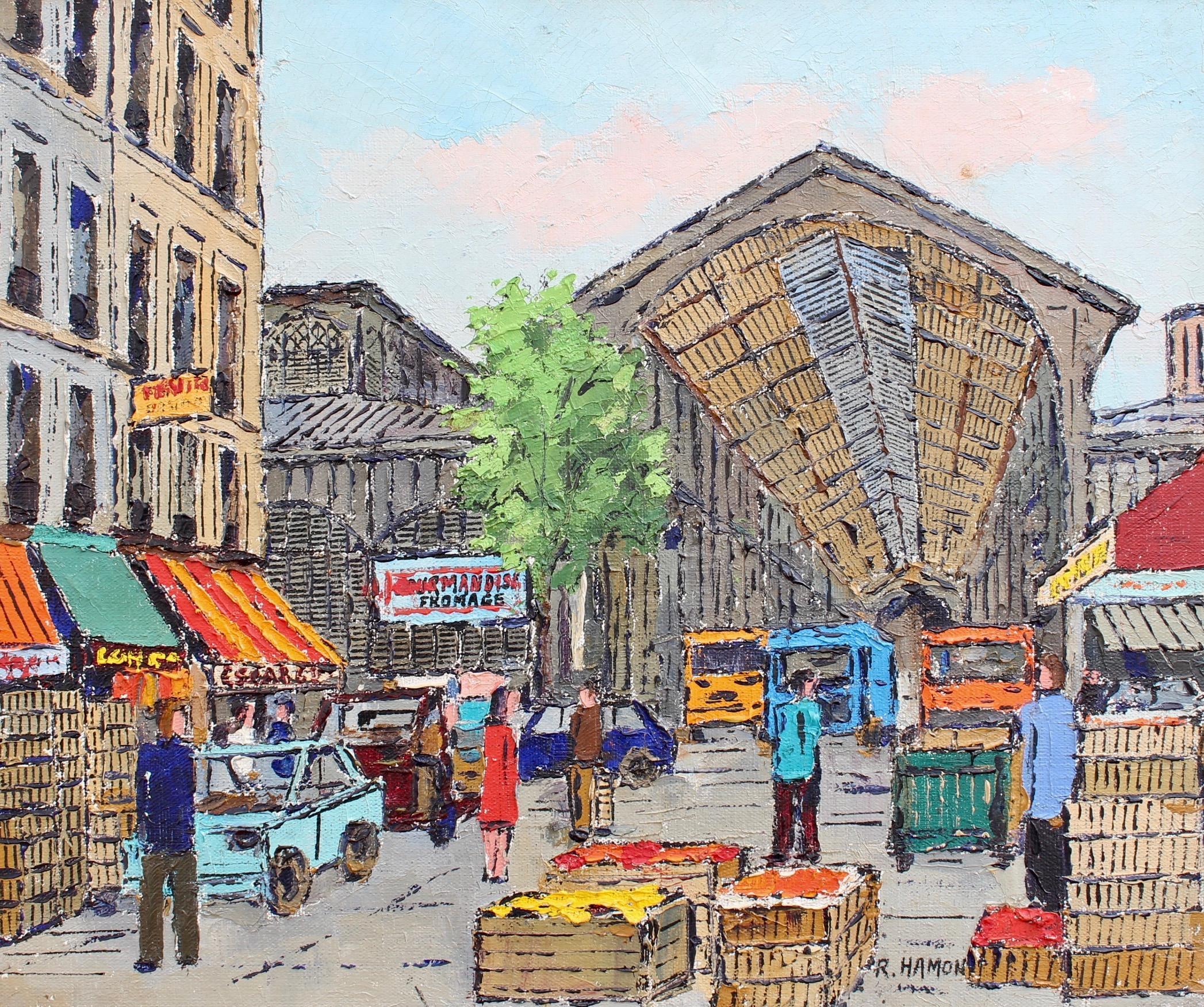 Les Halles Food Market
