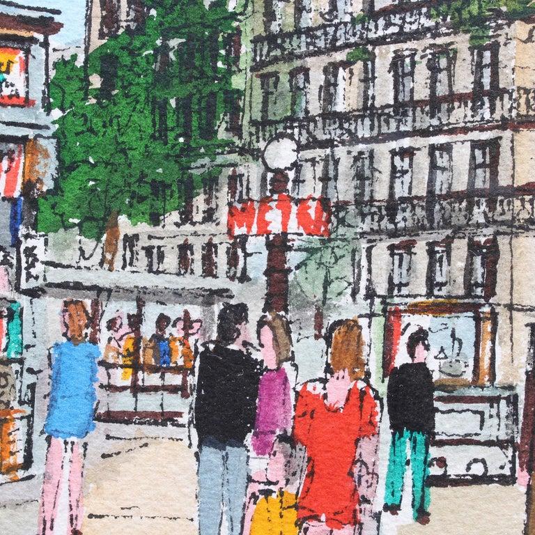 Paris Metro Station For Sale 2