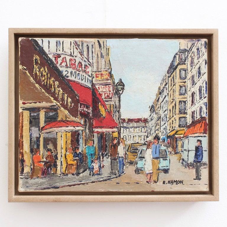 Parisian Street Corner For Sale 1