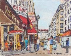 Parisian Street Corner