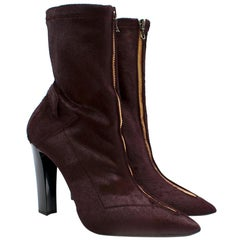 Roland Mouret Roxy ii haircalf boots SIZE 40