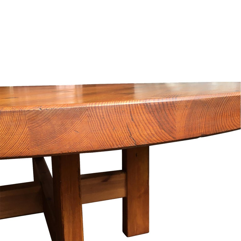 Roland Wilhelmsson, a Dining Table, Karl Andersson, Sweden, 1960s In Good Condition For Sale In Paris, FR