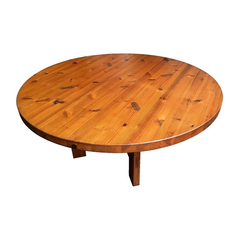 Roland Wilhelmsson, a Dining Table, Karl Andersson, Sweden, 1960s For Sale